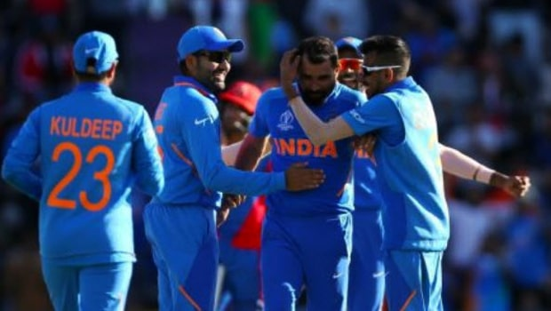 Mohammad Shami ICC World Cup 2019