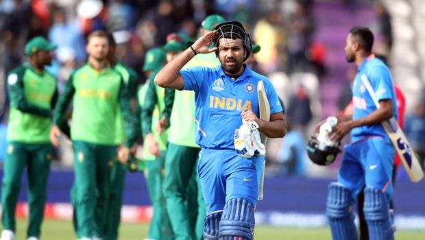 Rohit Sharma ICC World Cup 2019