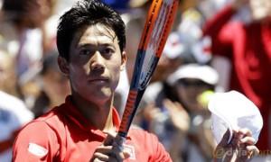 Kei Nishkori Australian Open