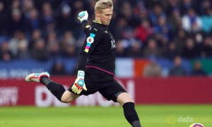 Leicester-City-goalkeeper-Kasper-Schmeichel