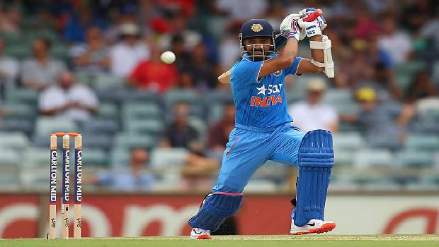 Kohli's absence will create a change in plans