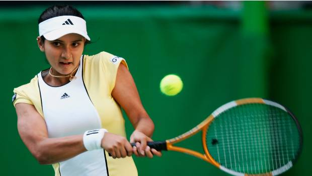 Sania Mirza aims to end her career by winning an Olympic medal