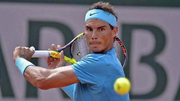 Nadal reaches the quarter final of the Australian Open after beating Fognini