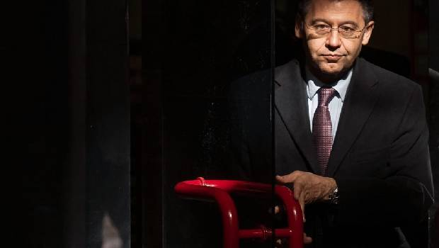 Former president of Barcelona Bartomeu arrested in relation with 'Barcagate' scam